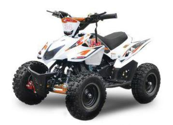 Quad Jumpy 49CC ESTART